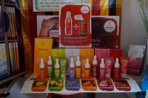 Weleda Palette - Pflegende Öle für jeden Hauttyp