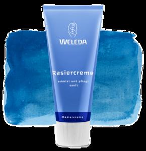 Rasiercreme - Schutz und Pflege
